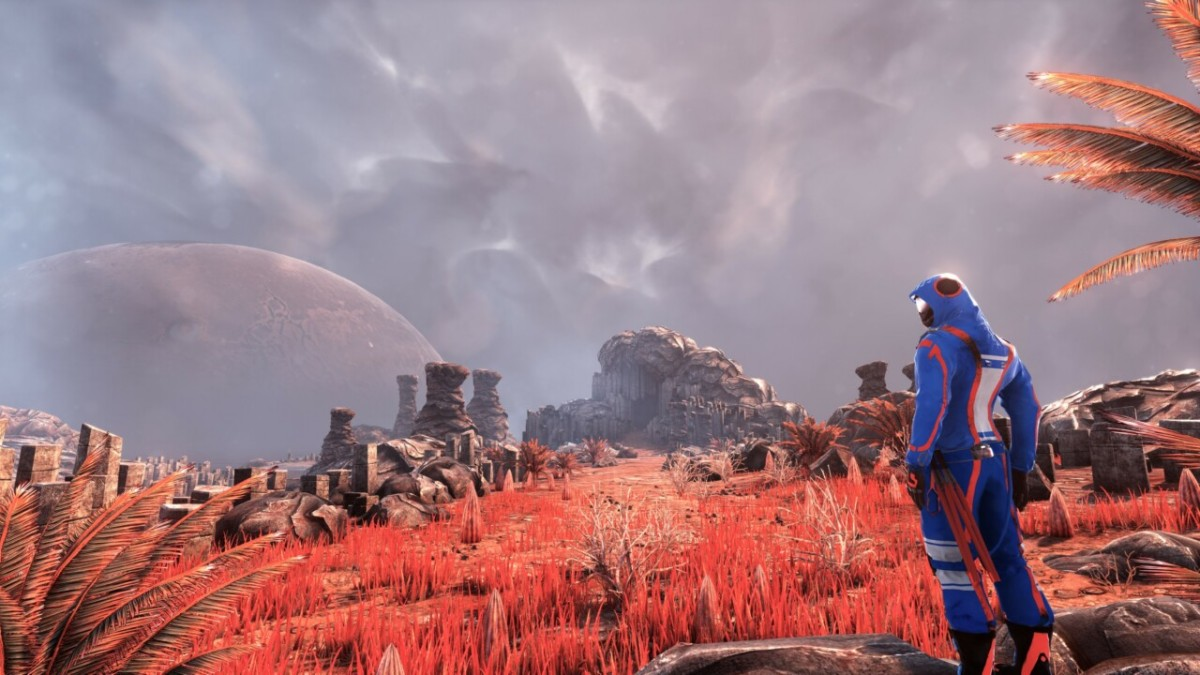 The Solus Project review (PS4/PSVR)