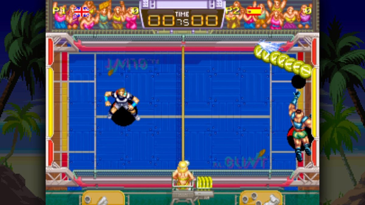 Windjammers review (PS4/Vita)