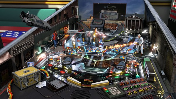 Pinball FX3 review (PS4)