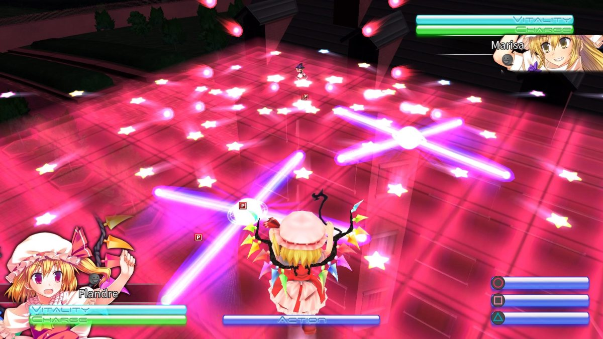 Touhou Kobuto V: Burst Battle review (Vita/PS4/PSVR)