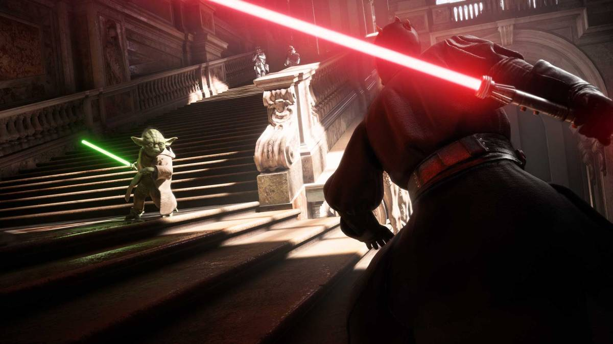 Star Wars Battlefront II single player review(PC)