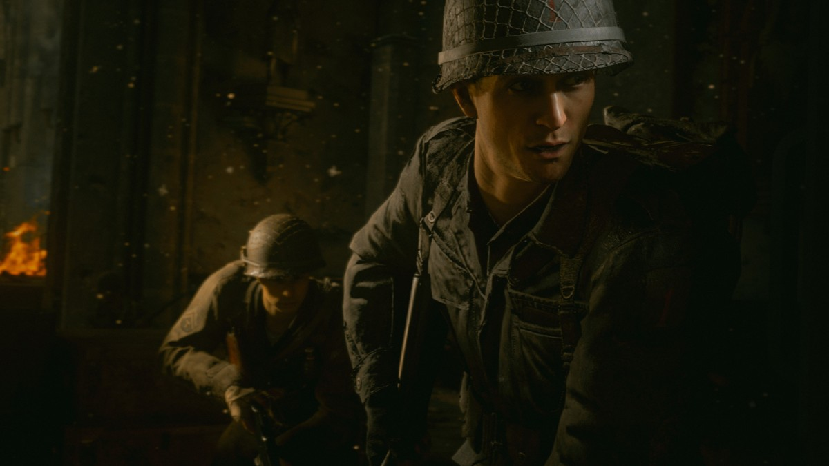 Call of Duty: WWII single player review (PC)