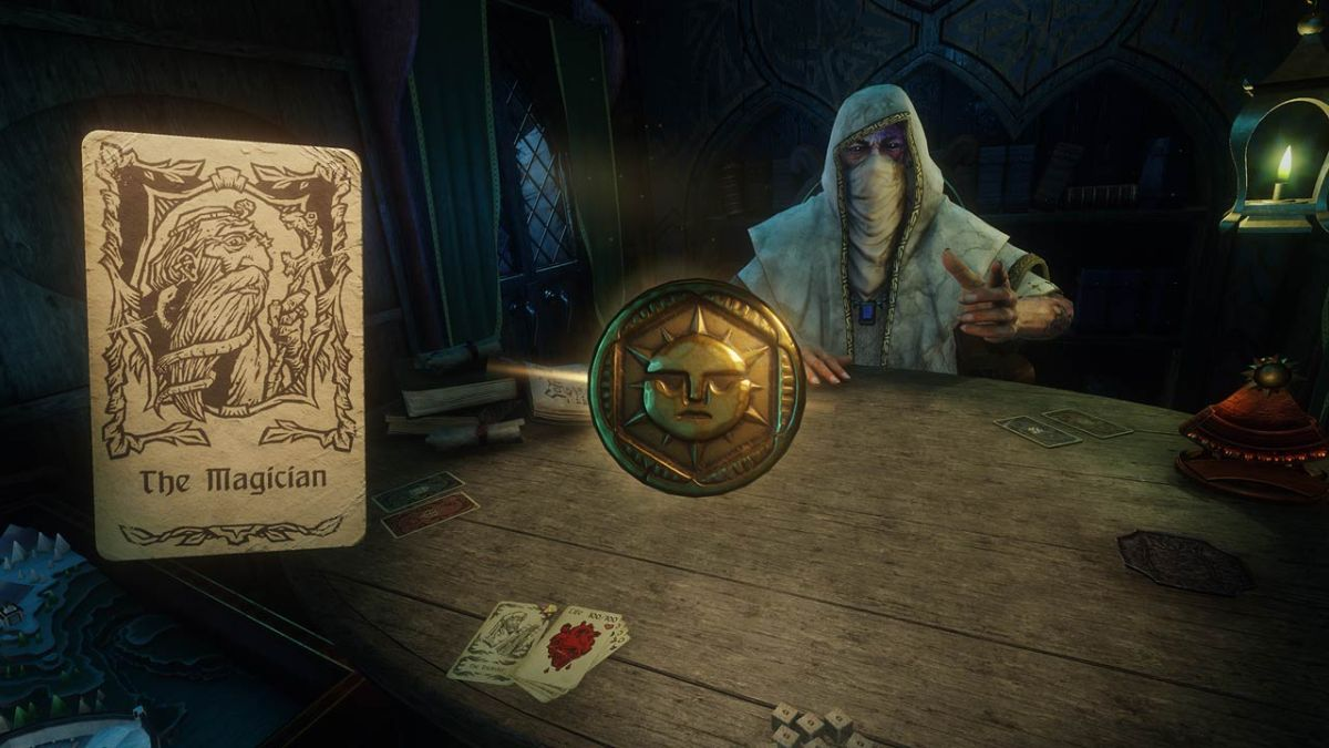 Hand of Fate 2 review(PS4)