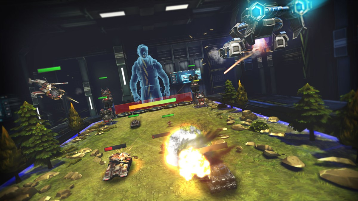League of War: VR Arena review (PSVR)