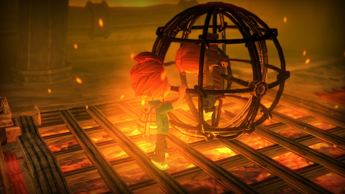 Max: The Curse of Brotherhood review(PS4)