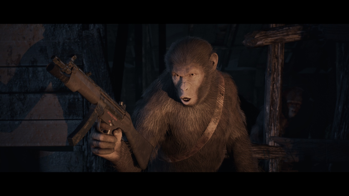 Planet of the Apes: Last Frontier review(PS4)