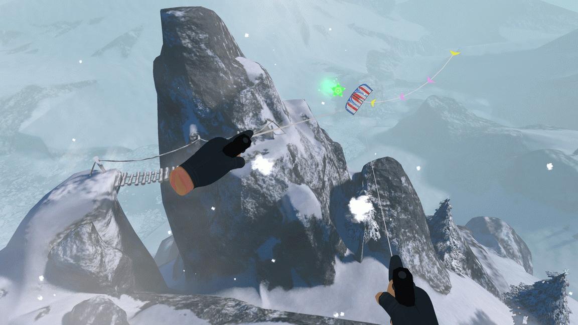 Stunt Kite Masters review(PSVR)