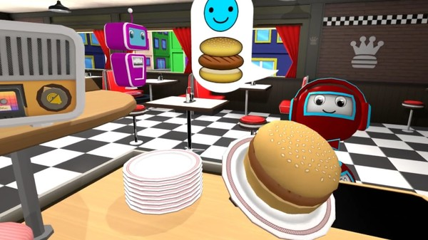 VR The Diner Duo review (PSVR)