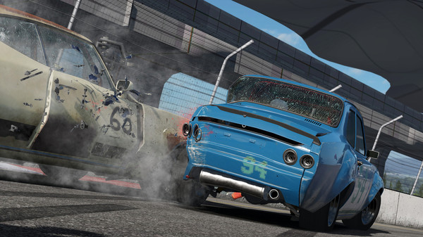 Wreckfest preview (PC)