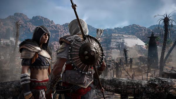 Assassin's Creed: Origins – The Hidden Ones review(PC)