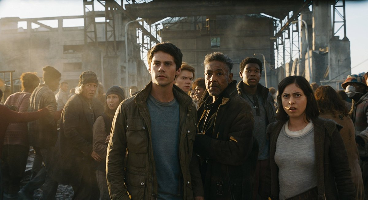 Maze Runner: The Death Curereview