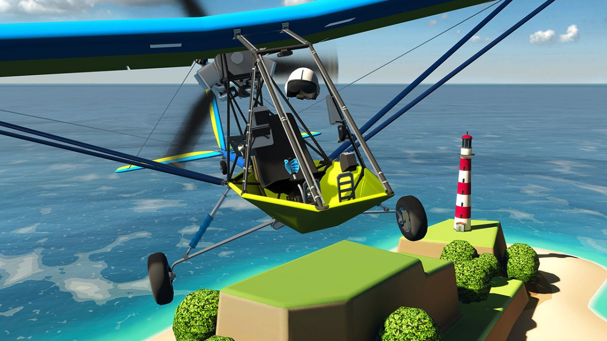 Ultrawings review (PSVR)