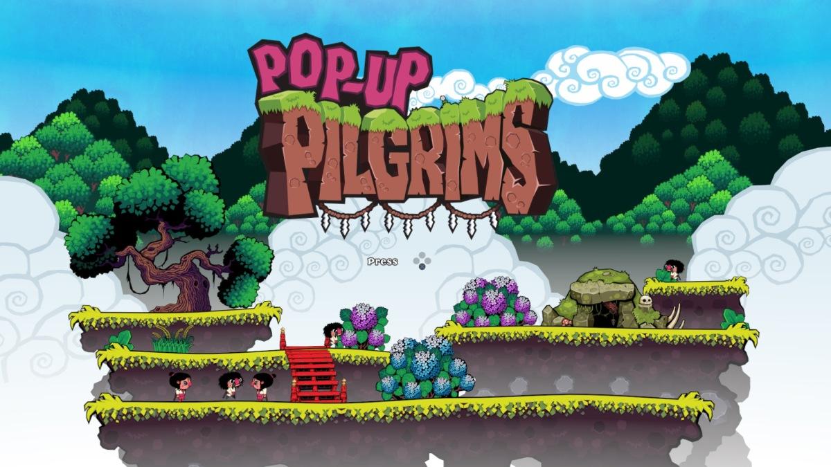 Pop-up Pilgrims review(PSVR)