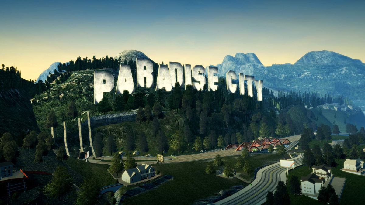 Burnout Paradise Remastered review(PS4)