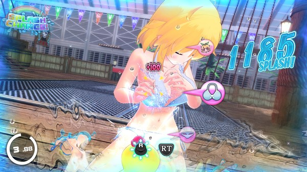 senran kagura peach beach splash3