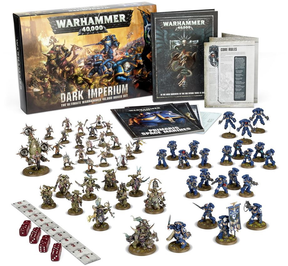 Games Workshop feature – Warhammer 40,000: Dark Imperium (part 3/3)