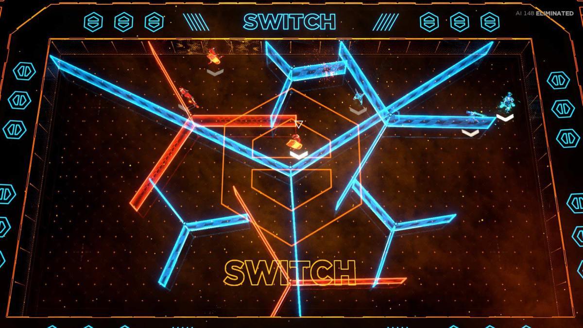Laser League review(PS4)