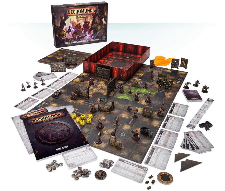Games Workshop feature – Necromunda: Underhive (part1/3)