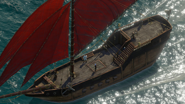 Pillars of Eternity 2: Deadfire review (PC)