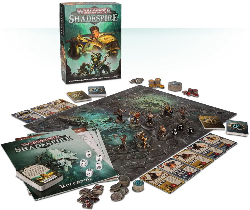 Games Workshop feature – Warhammer Underworlds: Shadespire (part 2/3)