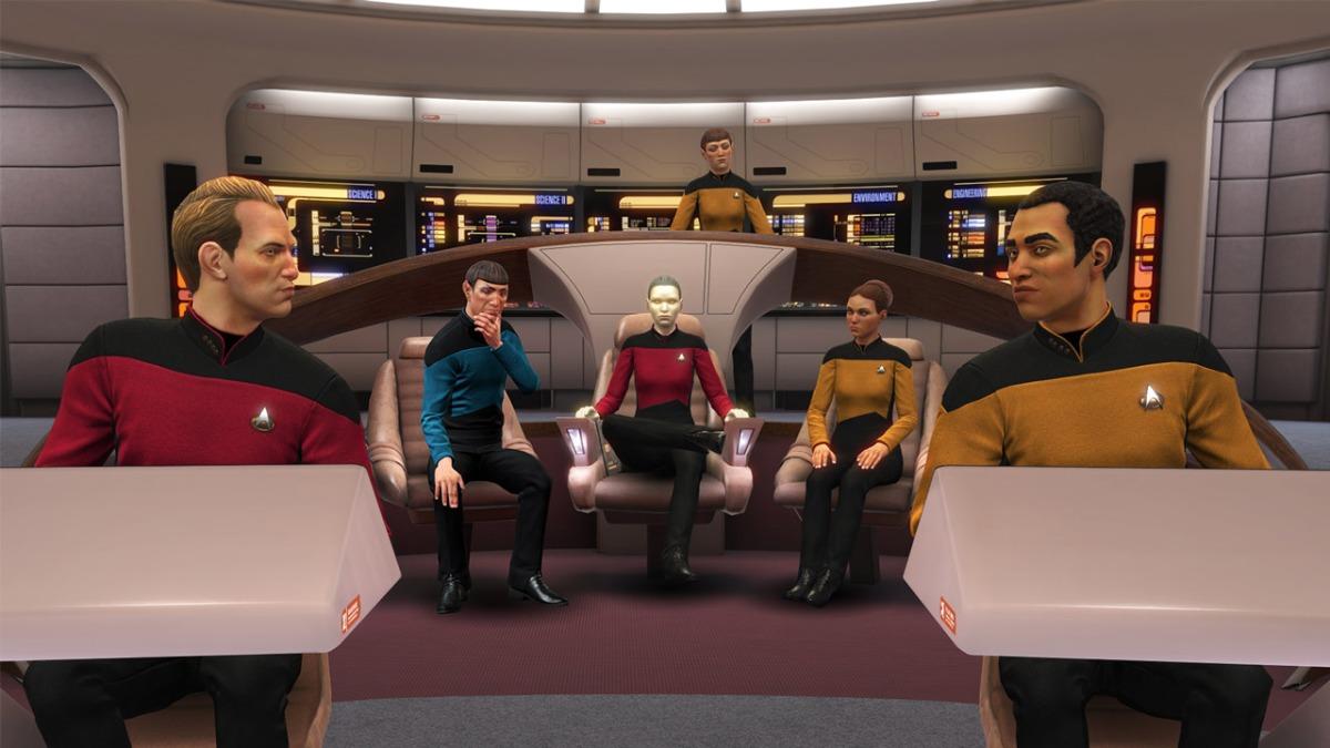 Star Trek Bridge Crew: The Next Generation review(PSVR)