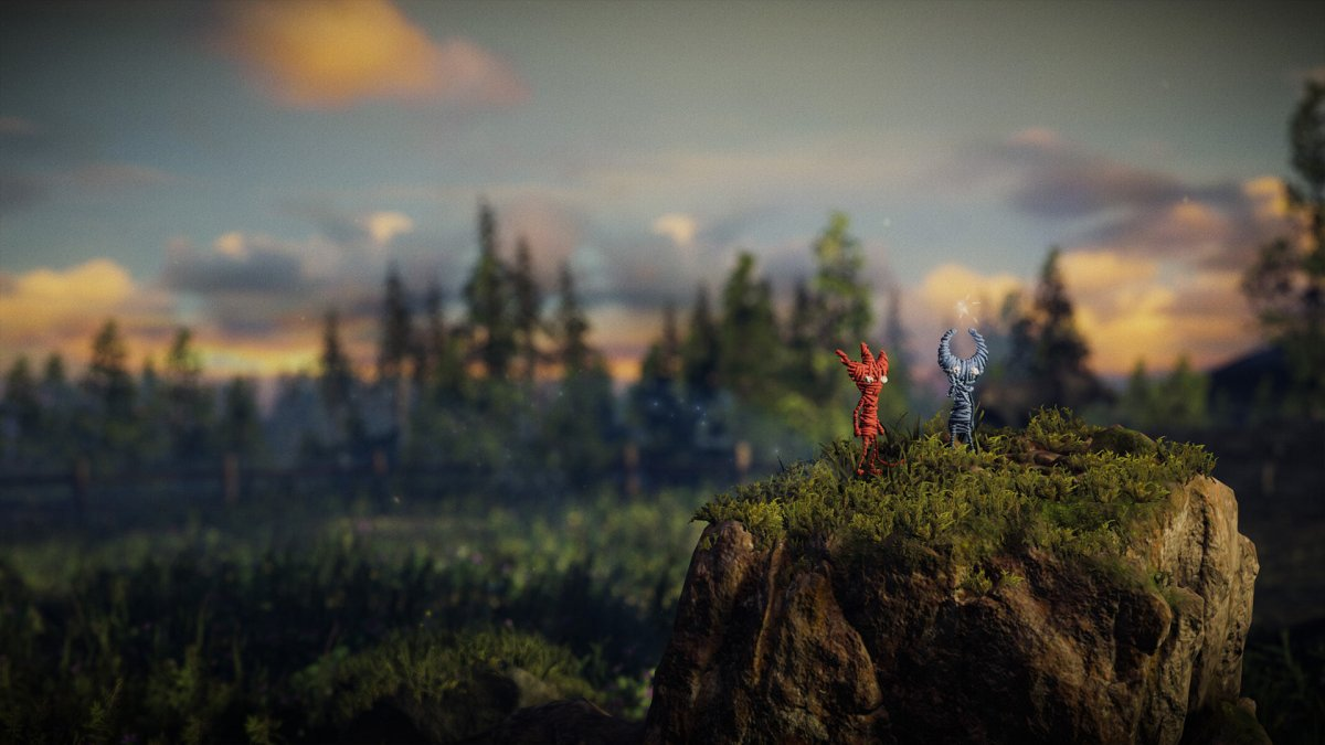 Unravel Two review(PS4)