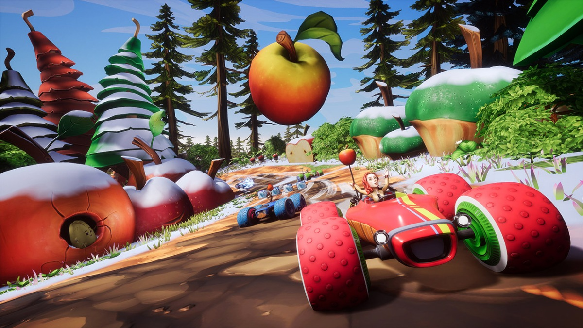 All-Star Fruit Racing review(PS4)