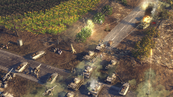 Sudden Strike 4 – European Battlefields Edition review (Xbox One)