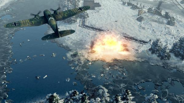 Sudden Strike 4: Finland – Winter Storm impressions(PC)