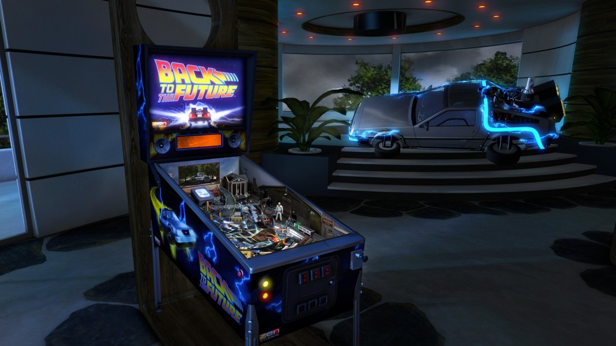 Pinball FX2 VR – Universal Classics review(PSVR)