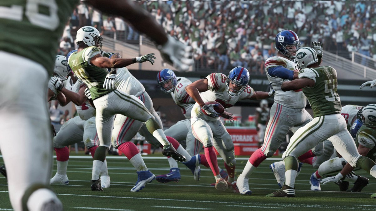 Madden NFL 19 review (XboxOne)