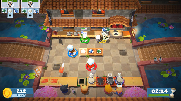 Overcooked 2 review(PS4)