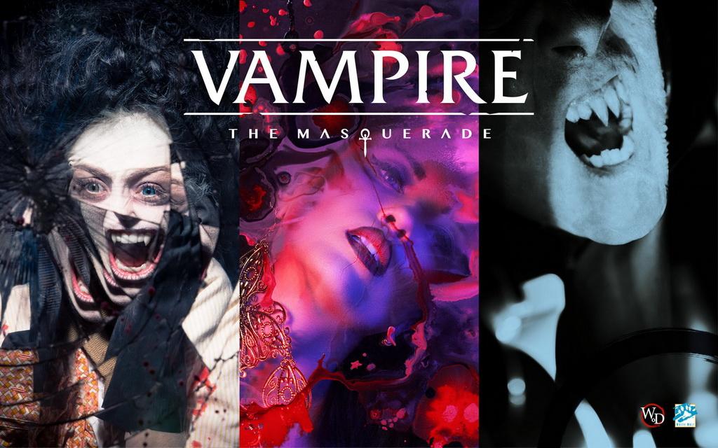 Vampire: The Masquerade V5 released at GenCon(impressions)