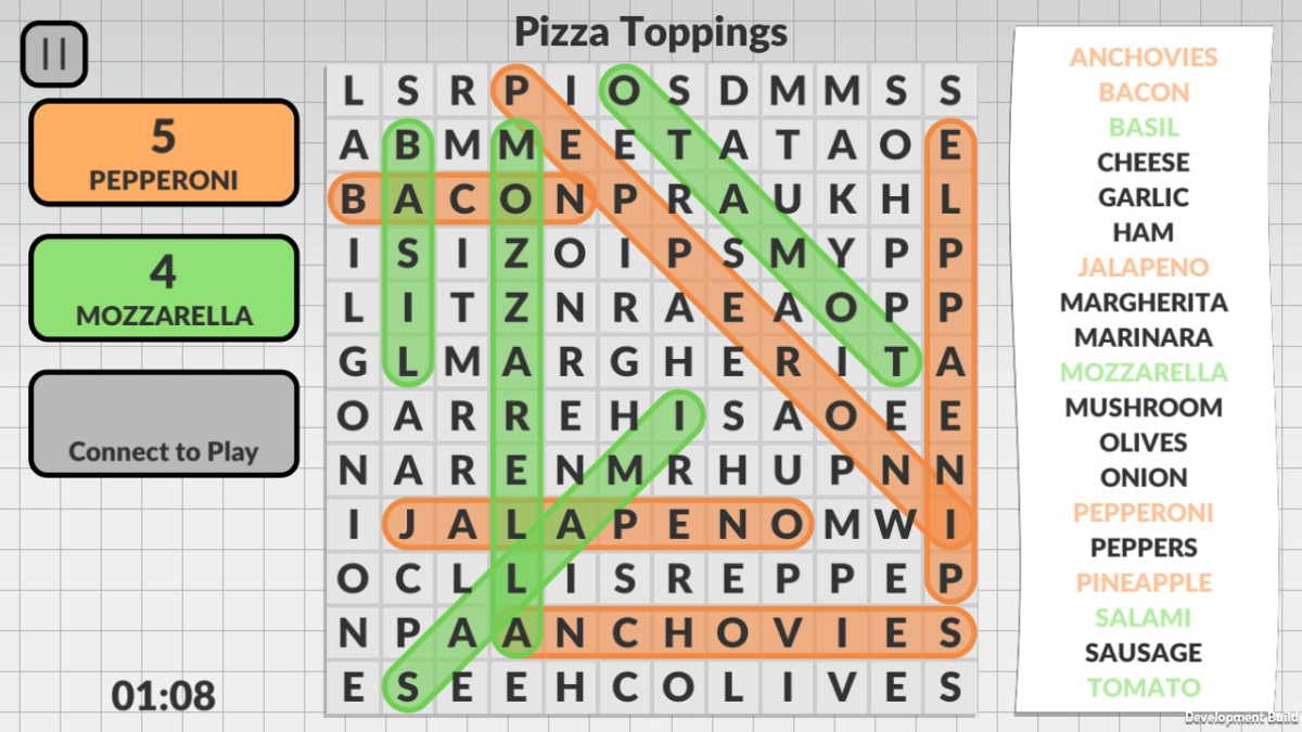 Word Search by POWGI review(Vita)