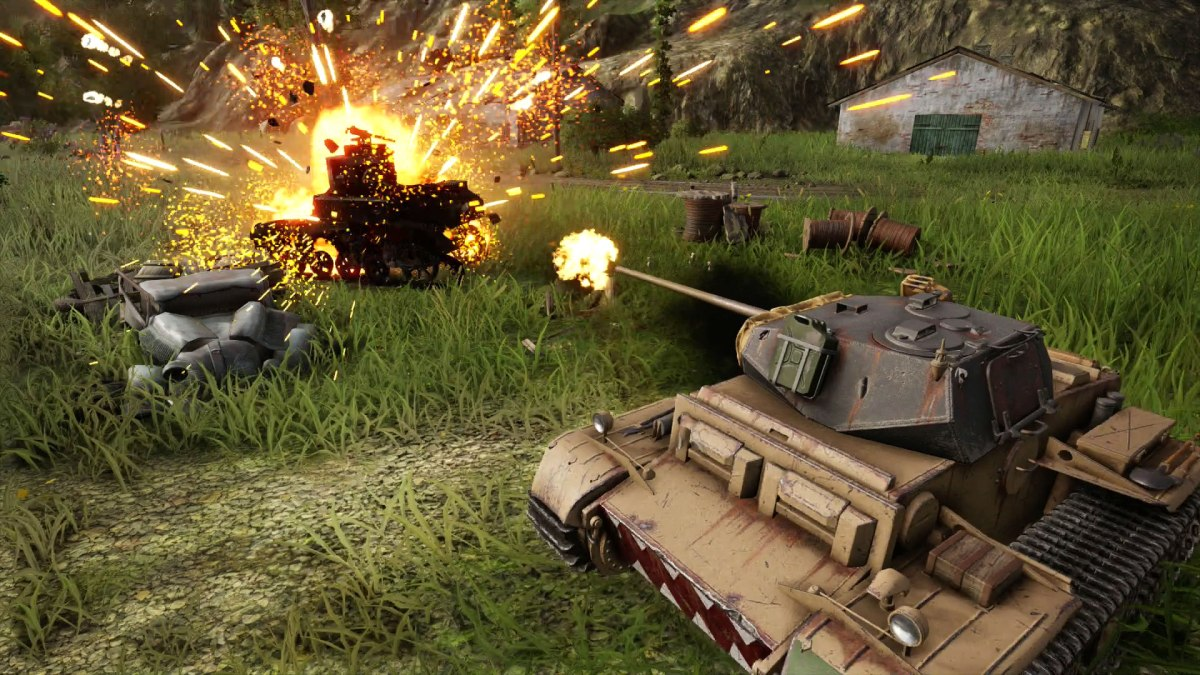 """""""World of Tanks is a Single Player Game""""(editorial)"""