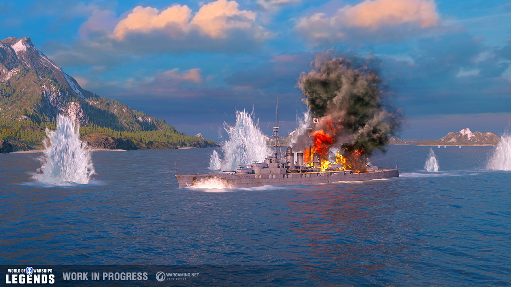 Wargaming gears up towards World of Warships Legends (Gamescom)
