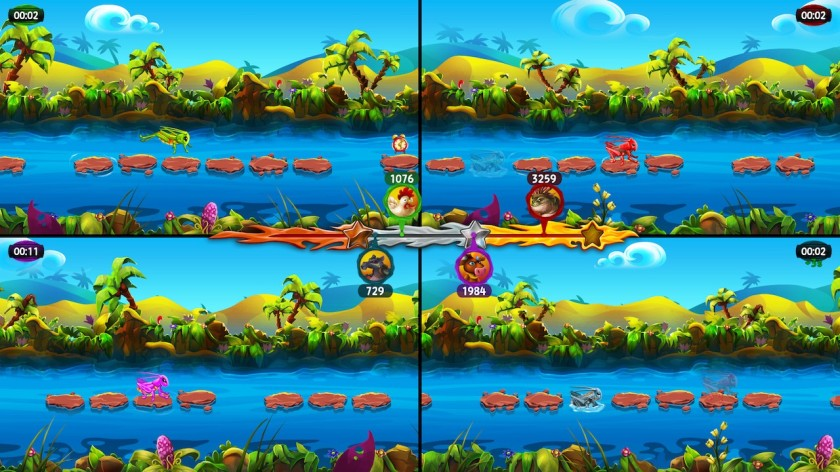 arcade islands - volume 1