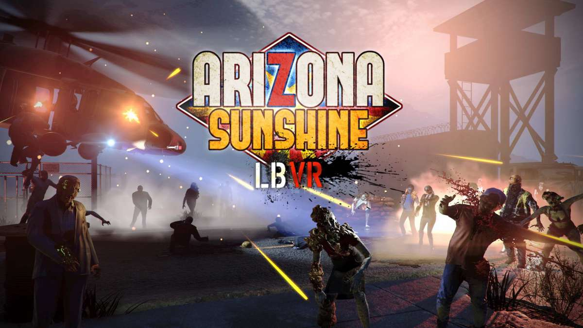 Arizona Sunshine LB VR preview(Gamescom)
