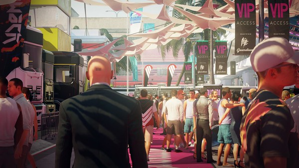 Hitman 2 preview(Gamescom)