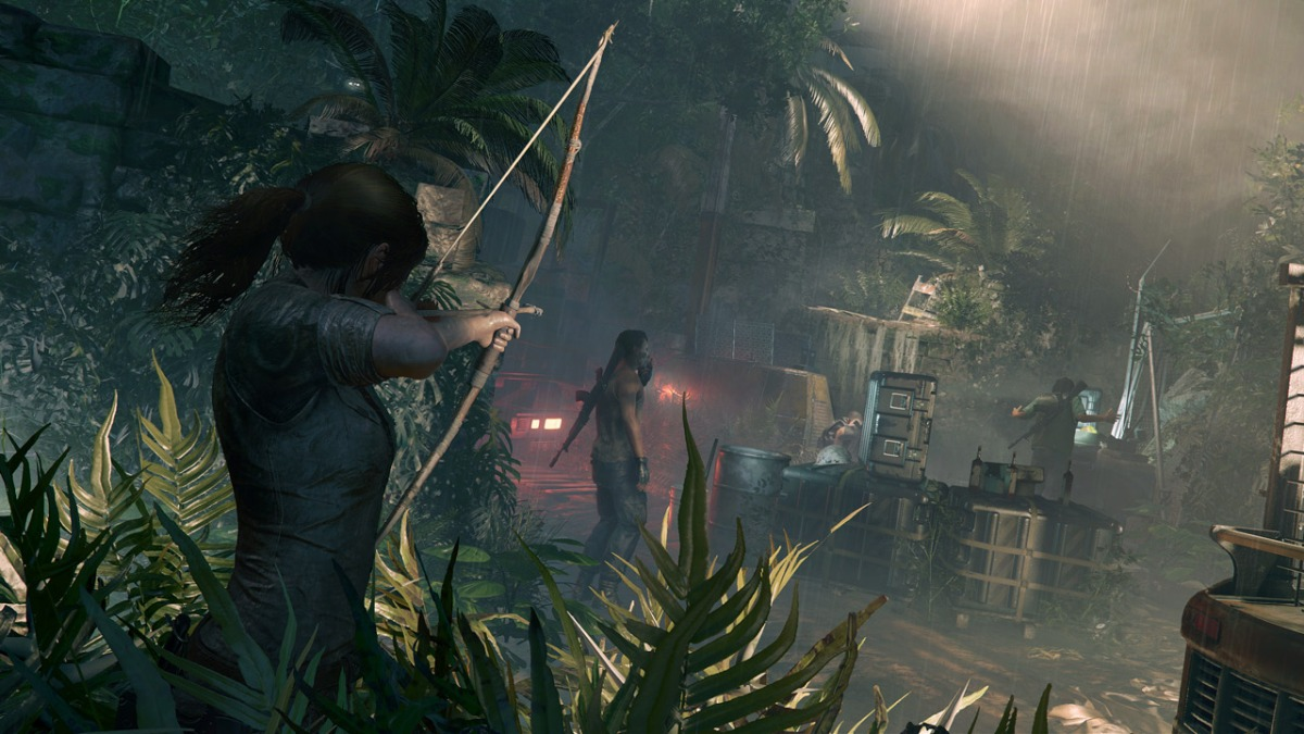 Shadow of the Tomb Raider review (XboxOne)
