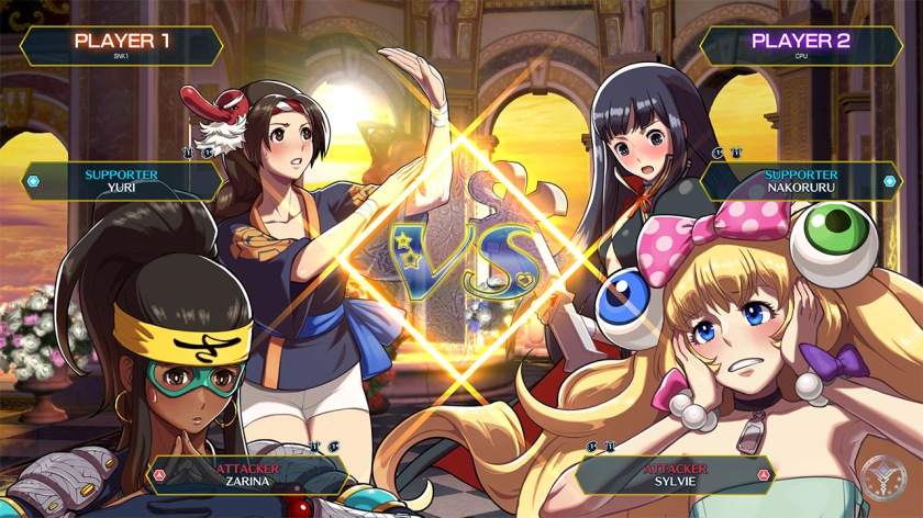 SNK Heroines Tag Team Frenzy3