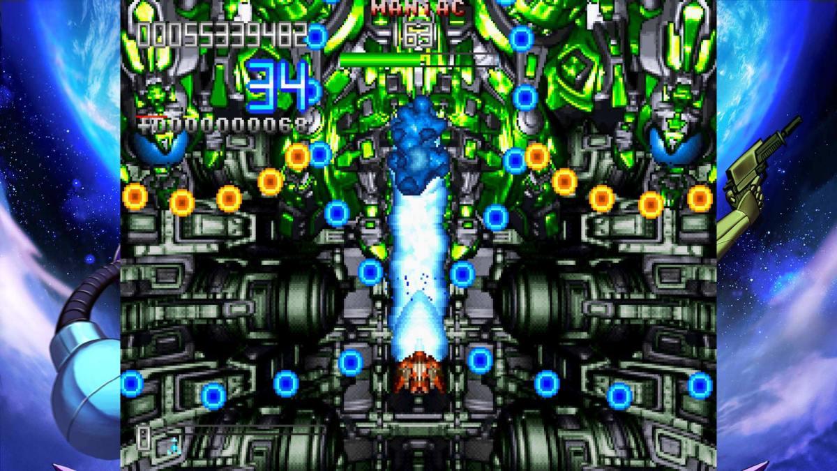 Fast Striker review(Vita)