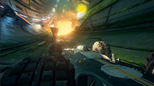GRIP: Combat Racing preview(multi)