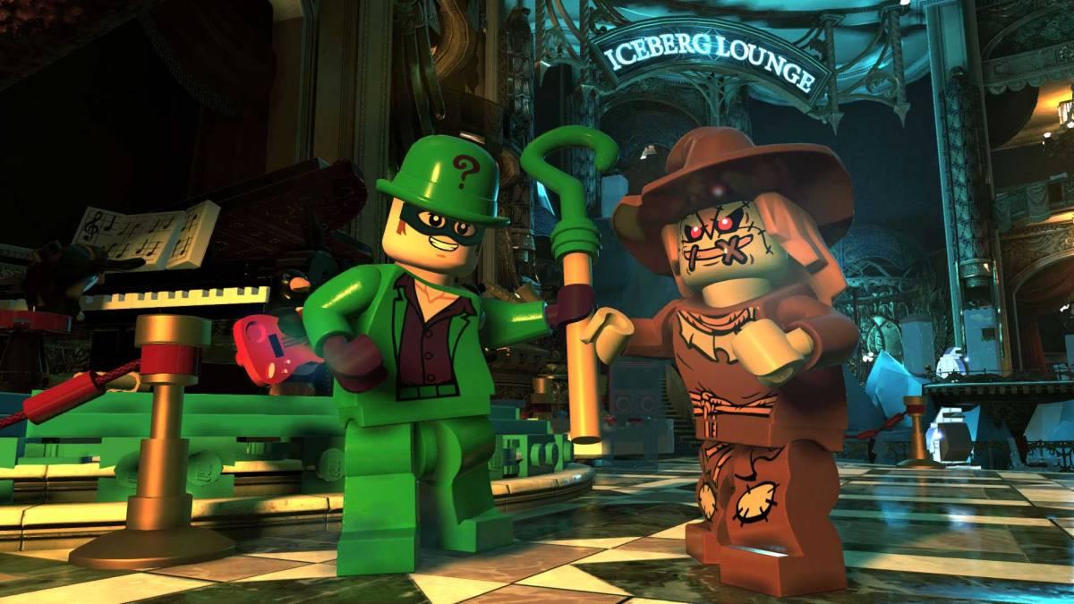 LEGO DC Super-Villains review(PS4)