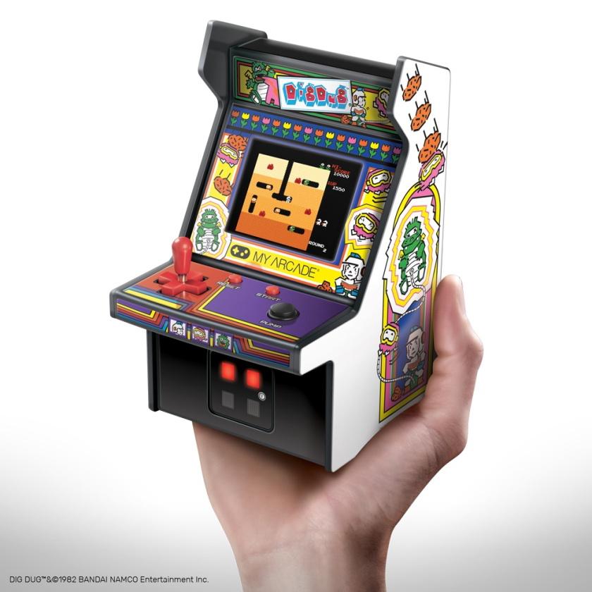 my arcade micro player3