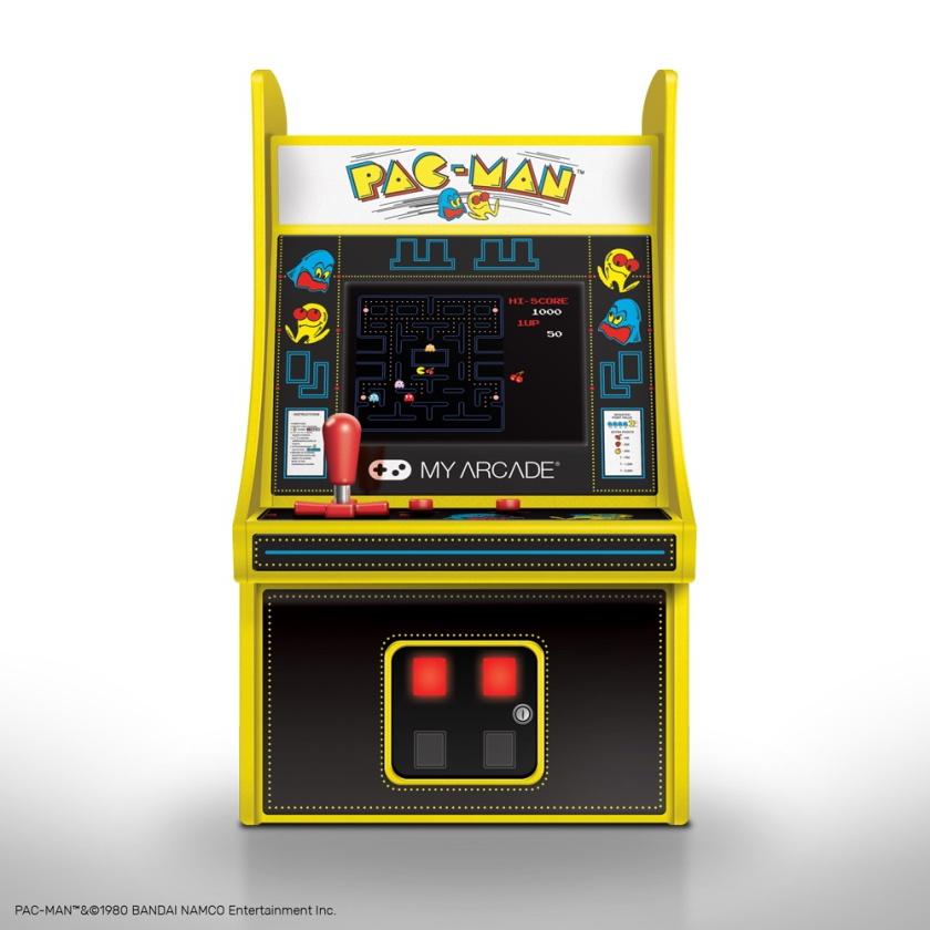 my arcade micro player4