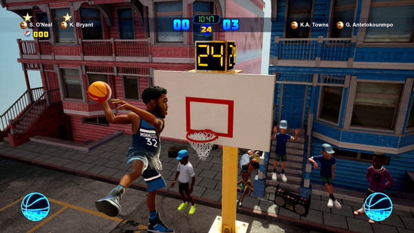 nba 2k playgrounds 2b