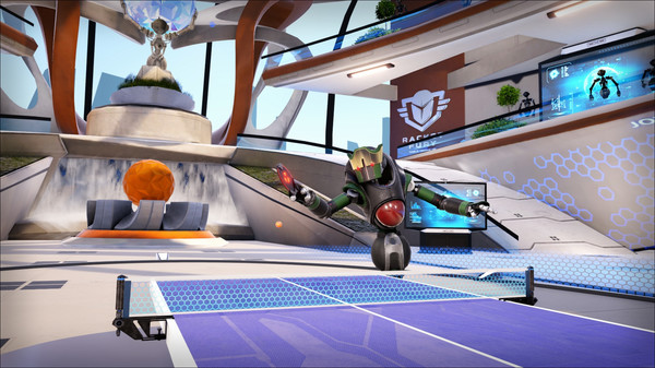 Racket Fury: Table Tennis VR review (PSVR)