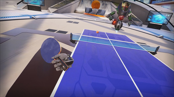 racket fury - table tennis vr3
