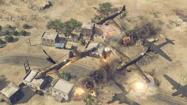 Sudden Strike 4 – Africa Desert War DLC review (PC)